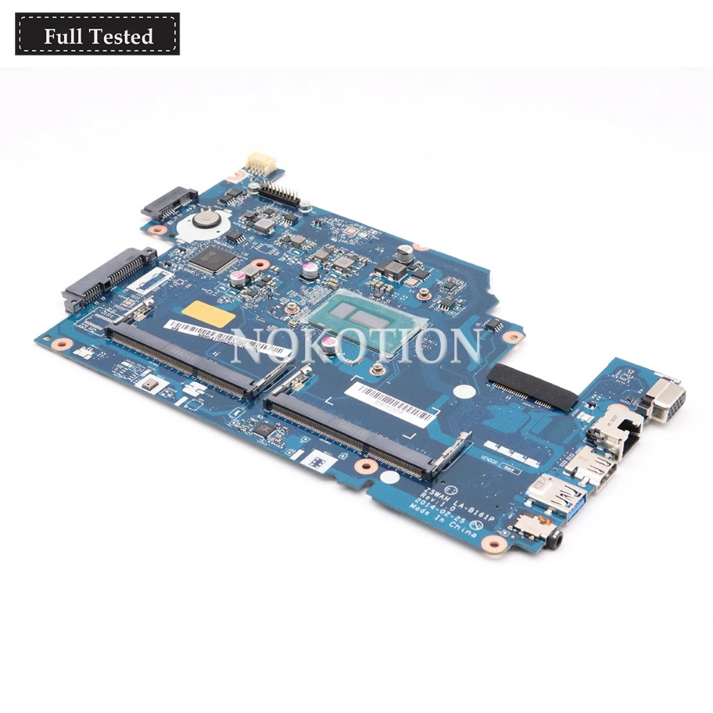 NOKOTION NBML81100C NB ML811 00C Z5WAH LA B161P For font b Acer b font Aspire E5