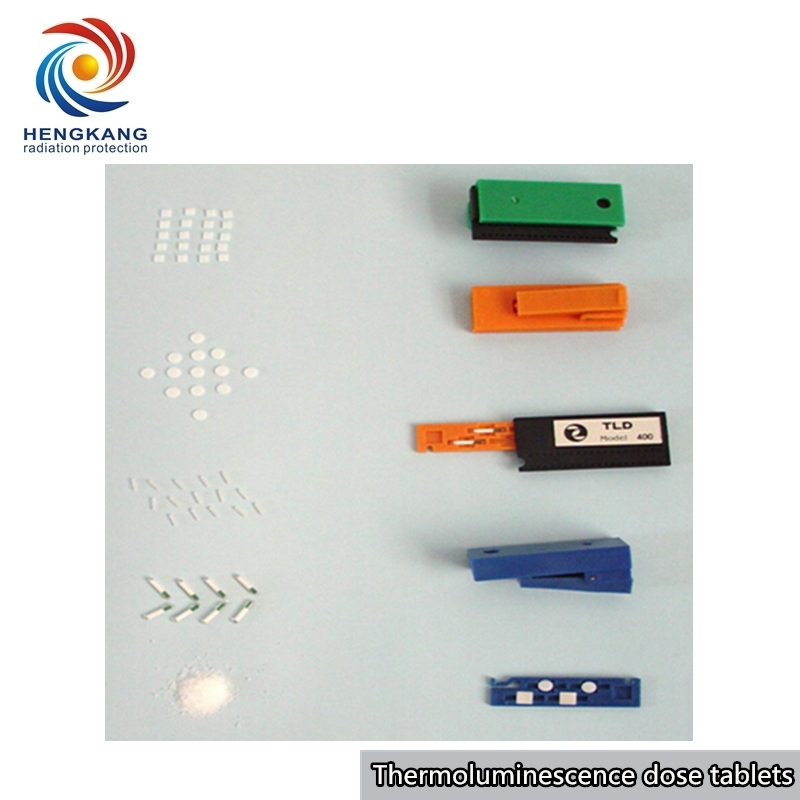 Nuclear Radiation Detection Lithium Fluoride Thermoluminescence Detector Archaeological Studies Thermoluminescence Dose Tablets