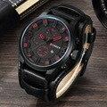 Curren los hombres relojes hombre militar del ejército del reloj superior de la marca de lujo steampunk deportes masculinos curren relojes de pulsera relogio masculino regalo