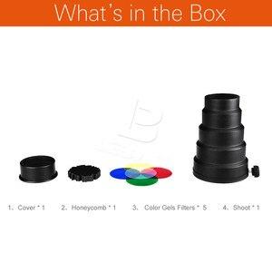 Image 2 - Универсальный аксессуар GODOX для студийной вспышки с Сотами