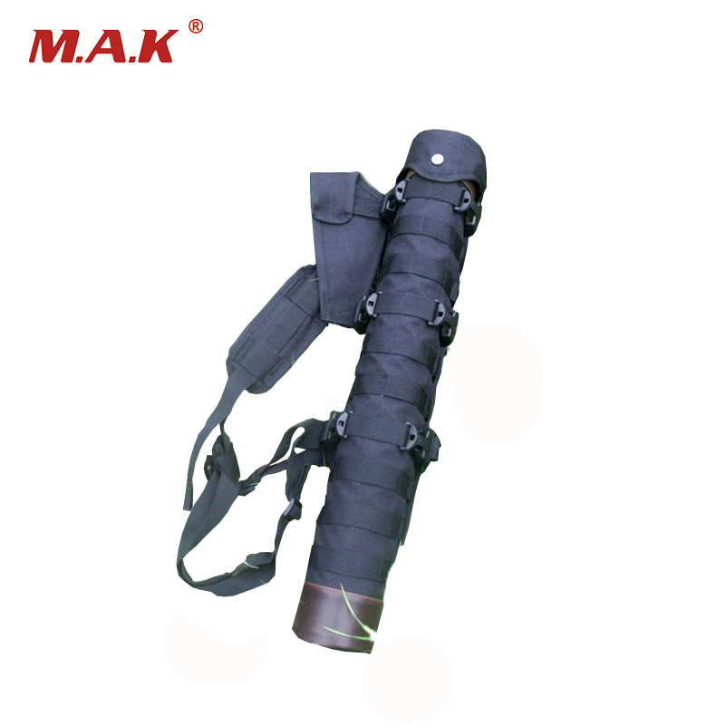 High Quality Nylon Tactical Arrow Quiver in Black Mud Camo Color for Bow Archery Hunting Shooting