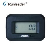 Runleader RL HM038 Waterproof Digital Hour Meter For Chainsaws Lawn Mower Sprayer Tractor Trailer Tiller Chipper