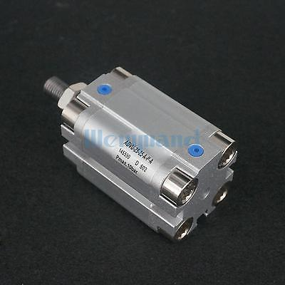 ADVU-25-25-A-P-A Compact Pneumatic Cylinder Bore 25mm Stroke 25mm Double Acting With Magnet