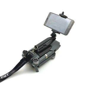 Image 2 - Mavic Pro Supporto Portatile Portable Photo & Video Staffa di Montaggio Stabilizzatore con la Cordicella Della Cinghia Kit Giunto Cardanico per DJI Mavic Pro droni