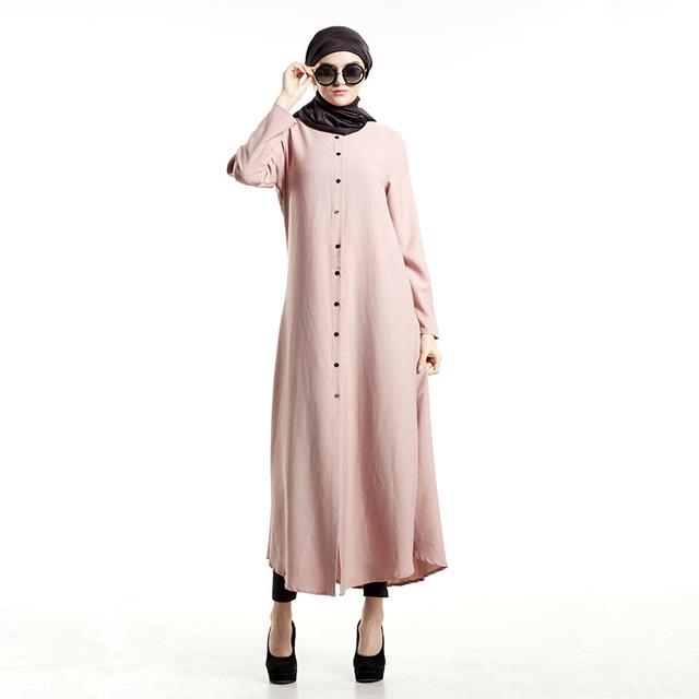 La primavera y el Verano Nueva pavo ropa mujeres camiseta larga vestido de musulmán Abaya imágenes vestidos de Dama de La Moda abayas islámicos ropa