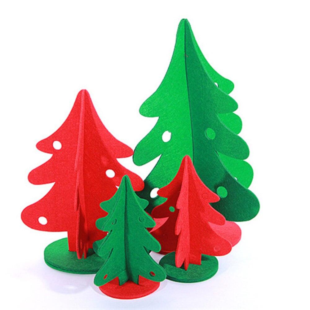 5 teile/los Weihnachten Creative Tischdekoration Mini ...
