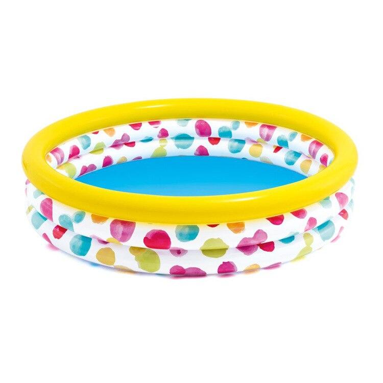 Piscine gonflable 147 cm natation enfant en bas âge sèche bébé piscine pour enfants en plein air intérieur enfant jardin piscines piscine jouet - 3