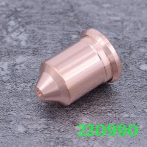 Image 4 - 105A protective cap 220993 220817 220818 220992 electrode 220842