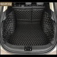Special car trunk mat for peugeot 508 rav4 jac j3 lifan x60 jeep grand cherokee bmw x4 creta polo auto Cargo Liner accessories