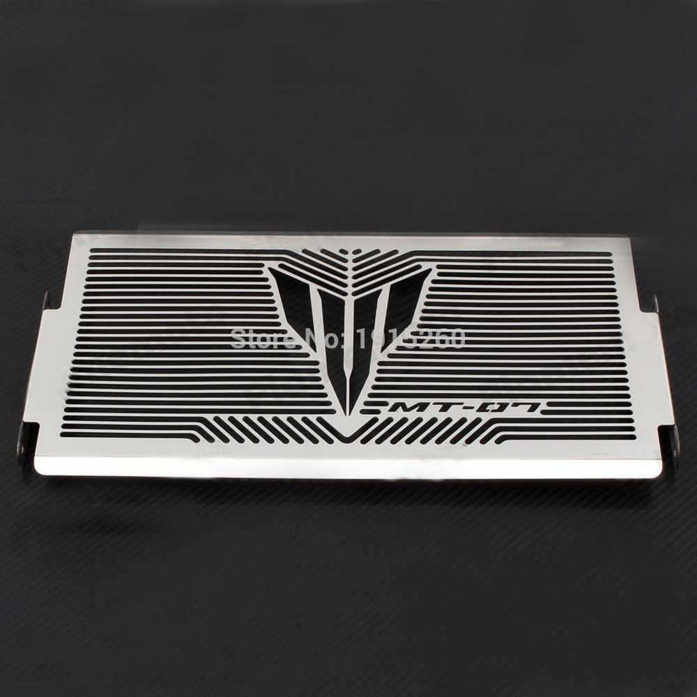 Radiator Protector Grille Grill Cover Guard For Yamaha MT-07 MT 07 FZ-07 13-16 arashi motorcycle radiator grille protective cover grill guard protector for 2008 2009 2010 2011 honda cbr1000rr cbr 1000 rr