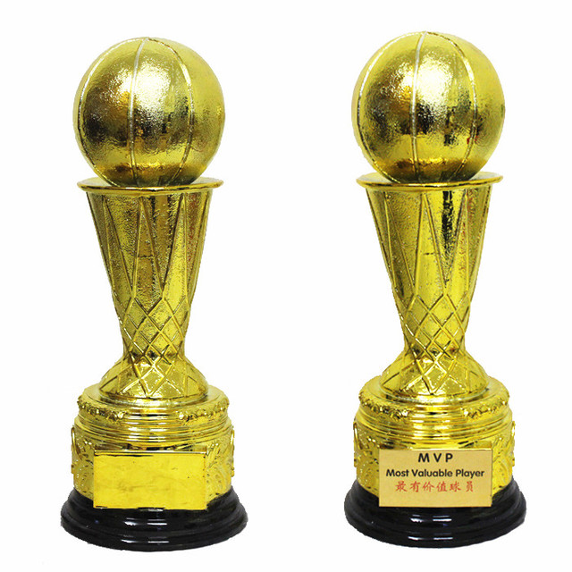 NBA Basketball Championship Trophy Total Treasury O Brien Cup Champions League MVP Fan Souvenirs Bryant