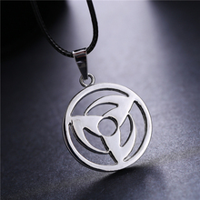 Naruto Necklace Uchiha Obito Kakashi Sharingan Pendant