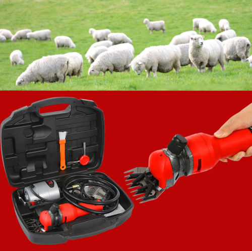 220V 750W Sheep Goat Clipper Flexible Shaft Electric Shearing Shears Cutter new220V 750W Sheep Goat Clipper Flexible Shaft Electric Shearing Shears Cutter new