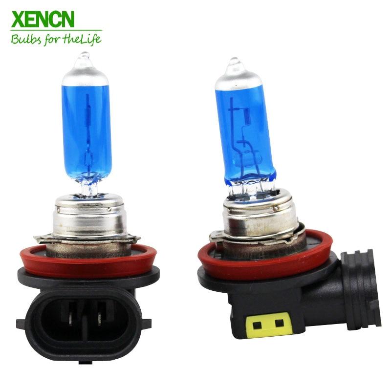 XENCN H8 12V 35W 5300K Emark Μπλε διαμάντι ελαφρύ - Φώτα αυτοκινήτων - Φωτογραφία 2