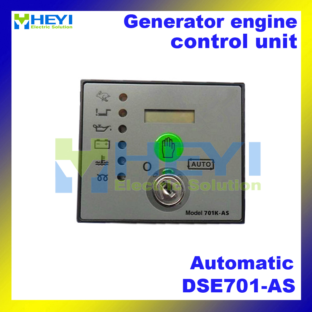 Factory Direct Sale DSE701-AS generator control module automatic generator controller factory direct sale cnc 6040 4axis 800w