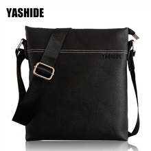 New 2017 Fashion Multifunctional PU Leather Man Bags Casual Men Messenger Bag Brand Design Travel Crossbody