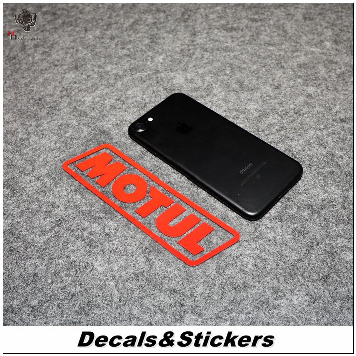 Image 3 - NO,L024 MOTUL 3M Reflective Modified Stickers car Sticker MOTO GP Waterproof Decals Racing Motorcycle-in Car Stickers from Automobiles & Motorcycles