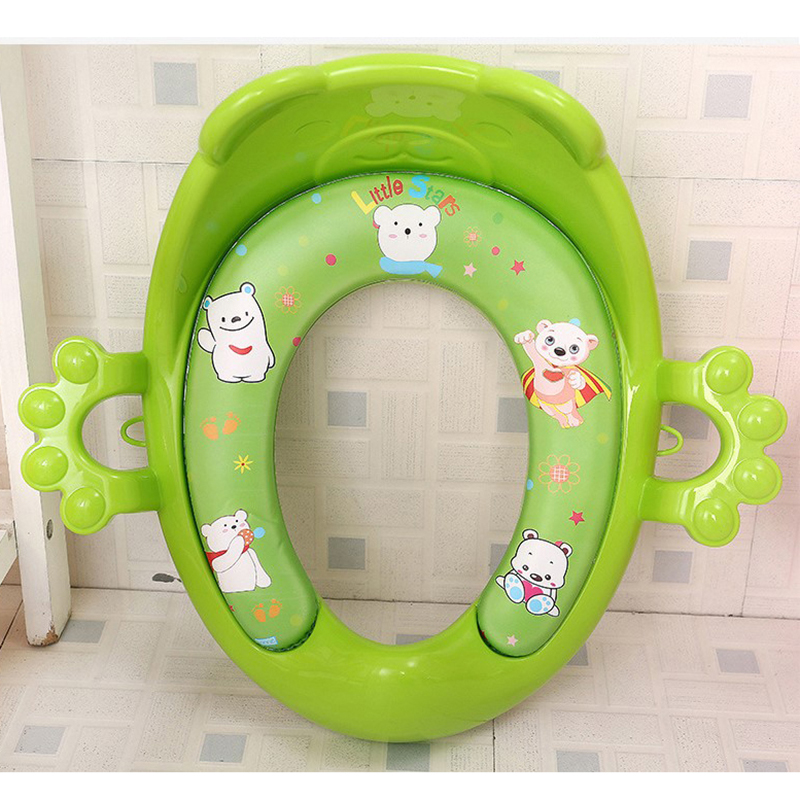 Frog Potty Chair Office Wheel Replacement Baby Toilet Cartoon Soft Children S Kids Training With Pads Child Seat For In Potties From Mother