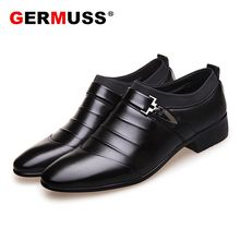 Handmade Leather formal shoes men Office Business Wedding Suit dress shoes men Loafers Pointed ToeCasual sapato social masculino все цены