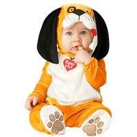 Christmas Baby Infant Romper Kids Onesie Suit Animal Costume Halloween Puppy Co Splay Child Autumn Winter