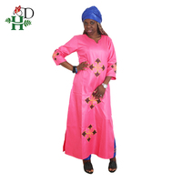african clothing 2019 african women outfit suits 3 pieces set head wraps headie dress pant sets dashiki africa clothes s2945