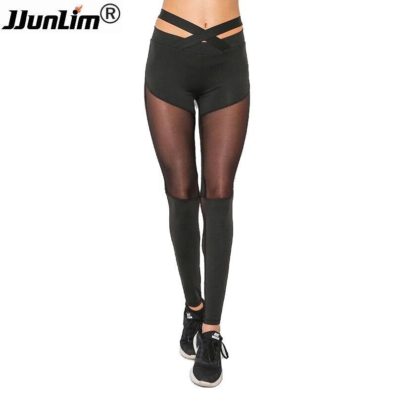 Fitness Leggings Femmes De Yoga Pantalon Maille Couture Sport Gym Collants femelle Caleçons De Sport Sport Remise En Forme Mince De Yoga Pantalon