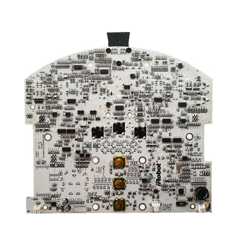 Ev Aletleri'ten Elektrikli Süpürge parçaları'de Irobot Roomba 660 Pcb devre anakart anakart 500 600 700 serisi title=