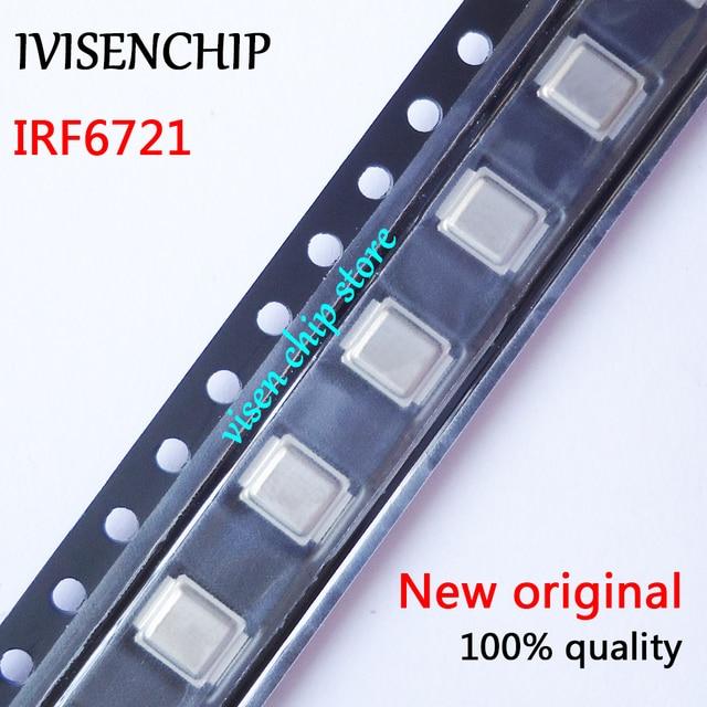 10pcs IRF6721STRPBF IRF6721 IR6721 6721 MOSFET QFN