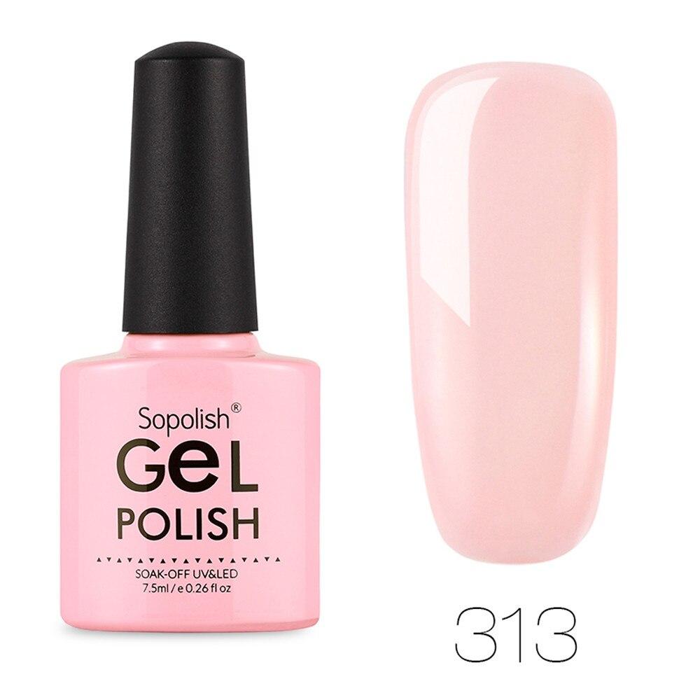 Nail Polish Sets For Girls Nail Art Popular Series UV Gel