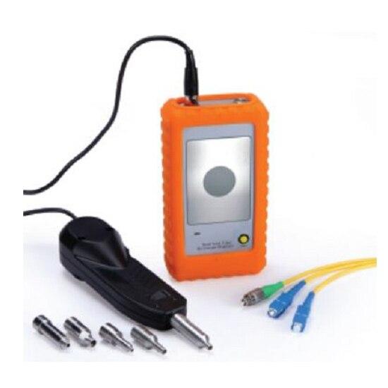 imágenes para Fast & Free shipping Via DHL  Hot Sell Handheld Fiber Inspection Probe  FM300M  Fiber Optic Video Microscope