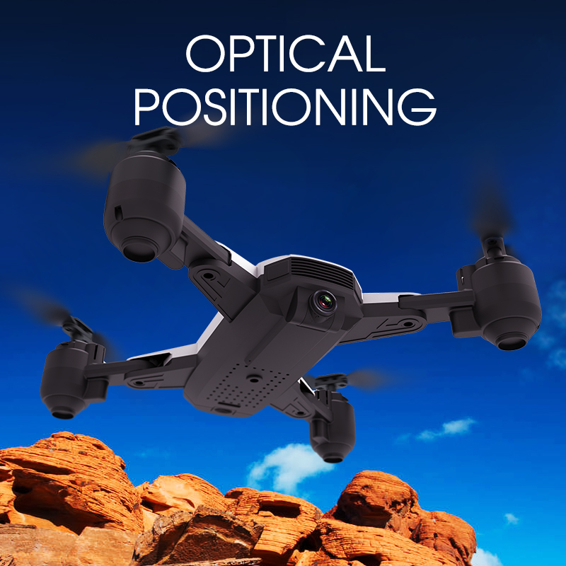 Image 5 - H1GPS double intelligent precision positioning returning folding drone gesture photo video remote control aircraft-in RC Helicopters from Toys & Hobbies