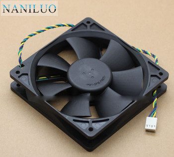 NANILUO  fan AFB1212SH 12CM 120MM 1225 12025 12*12*2.5CM 120*120*25MM 12V 0.80A Cooling Fan Good Quality new original ebm papst dv4118 2npu dc48v 0 46a 120 120 38mm 12cm ip54 cooling fan typ4118n 6xmv 4 5w typ4118n