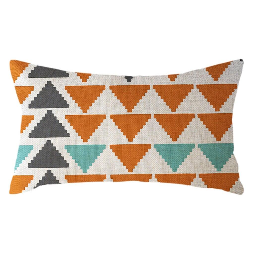 Minimalist Animal Cotton Linen Pillow Case Throw Cushion Cover Home Decor 30x50