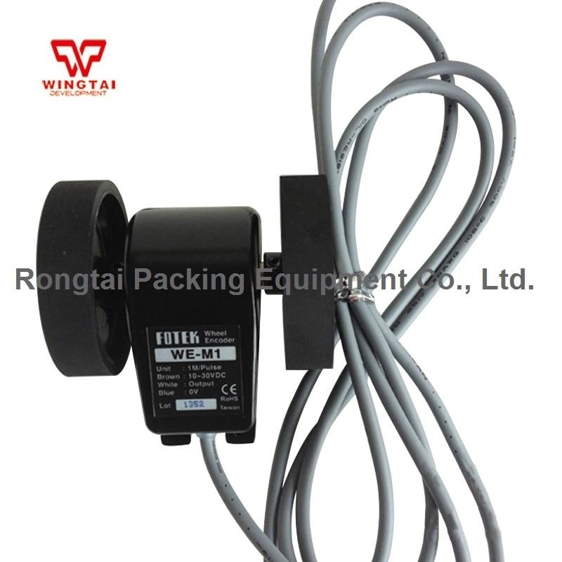 IP-65 Fotek WE-M1 Sensor Counter Over 2.5KV e4pa ls50 m1 ultrasonic sensor