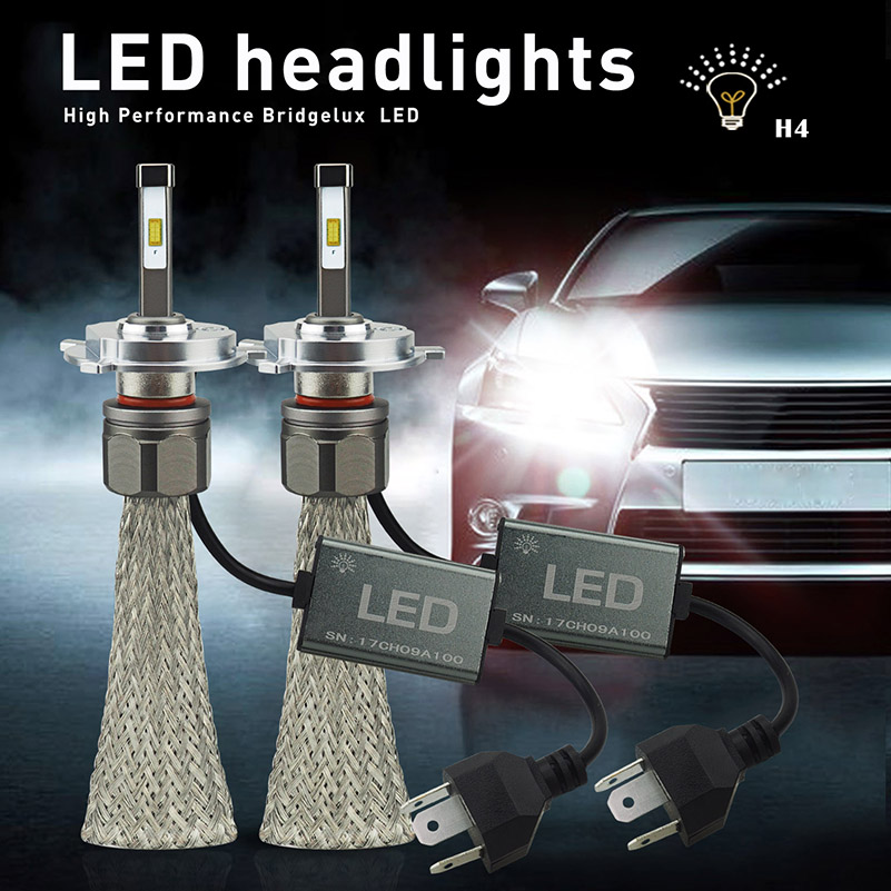 Canbus Car Headlights H7 H4 H8 H11 9005 9006 9012 10800lm LED Fog Lights For Skoda Superb Rapid Octavia A5 2 Yeti Fabia Laura