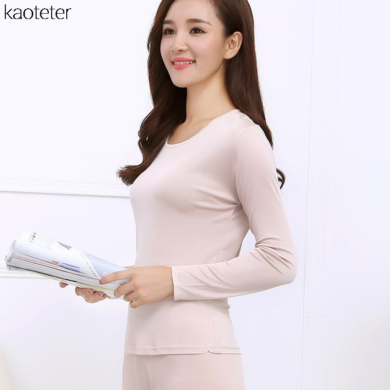Compare Prices on Ladies Silk Thermal Underwear- Online Shopping ...