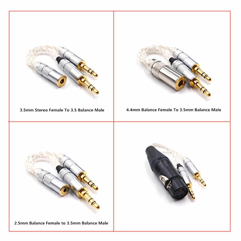 6N 3,5 мм для наушников адаптер двойной разъем переходник стерео наушники разветвитель для ПК/MP3 смартфонов плеер аудио кабели