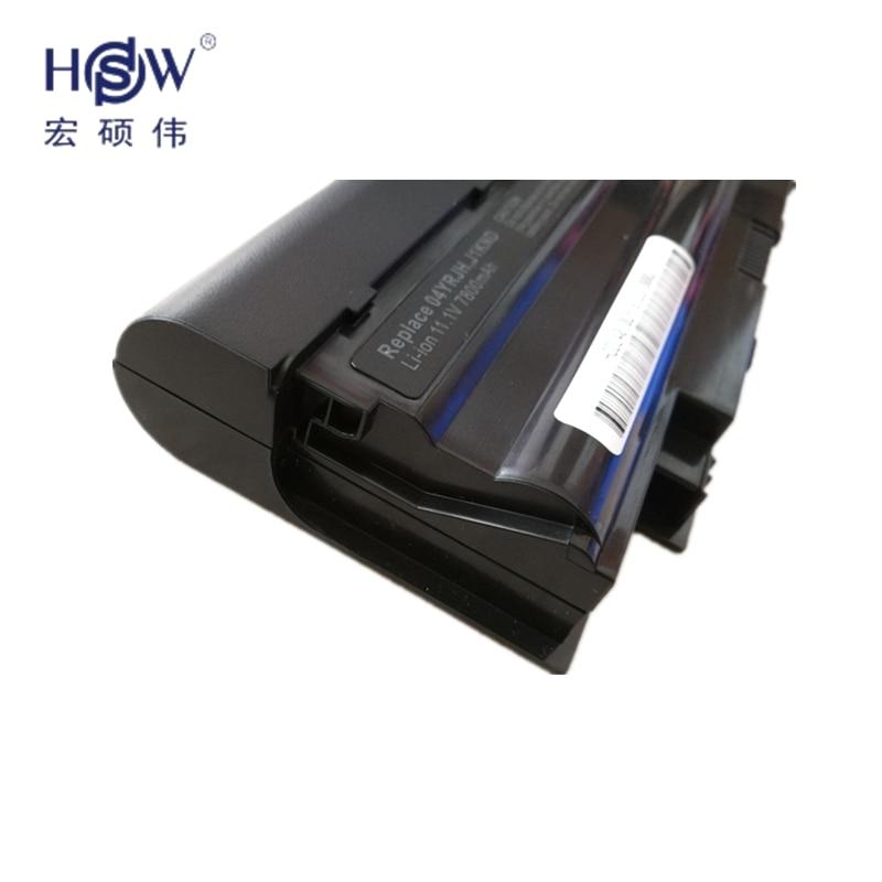 HSW-laptop Batterij voor Dell voor Inspiron M501 M501R M511R N3010 - Notebook accessoires - Foto 6