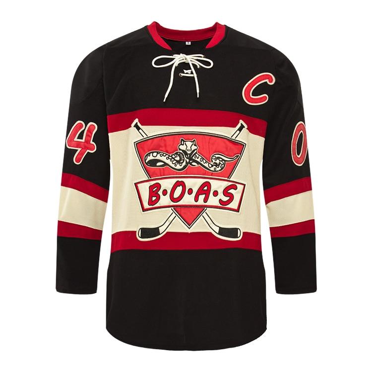 Hockey Jersey Customization?