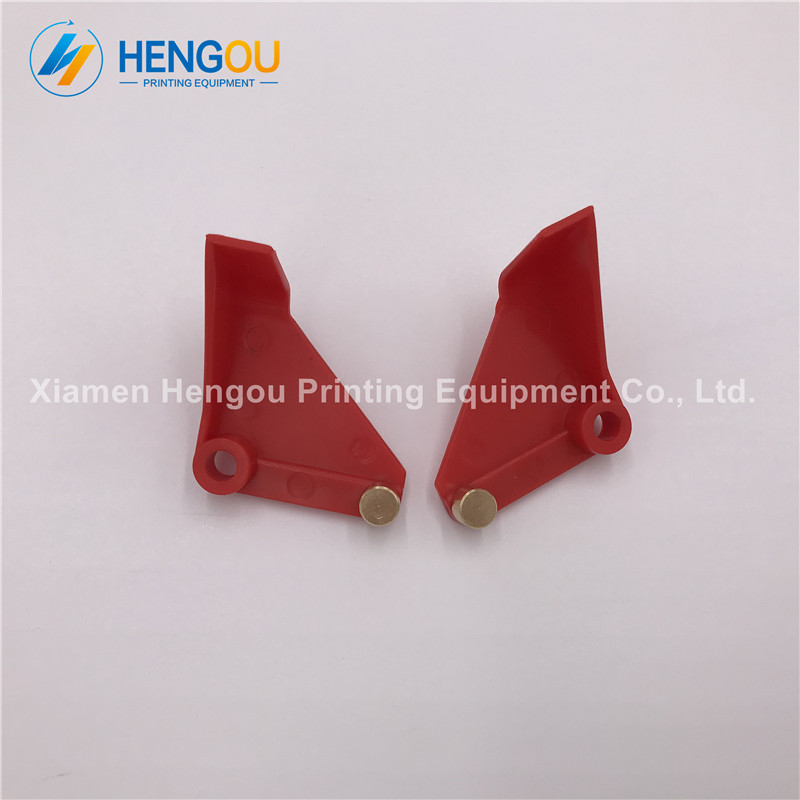 20 Pairs China post free shipping red color Transport Flight for Presto Muller Martini 1550 5512