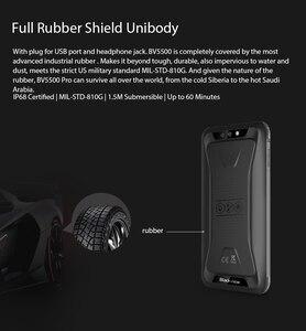 """Image 4 - Camera Hành Trình Blackview BV5500 Pro Di Động IP68 Chống Nước Smartphone 5.5 """"Màn Hình Ram 3GB Rom 16GB Android 9.0 MT6739V Quad 1.5GHz 4G OTG"""
