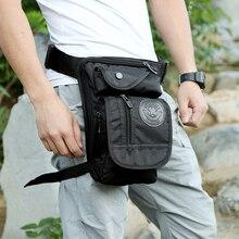 الجديد حزمة مراوح الرجال والنساء الخصر حقيبة حقيبة الساق متعددة الوظائف الخصر حزمة Crossbody النايلون ماء السفر أكياس حزام الورك