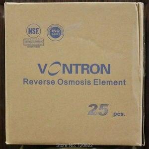 Image 4 - Vontron ULP1812 50 RO Membrane Element NSF Reverse Osmosis System 50gpd Water Filter Cartridge 25pcs/ctn