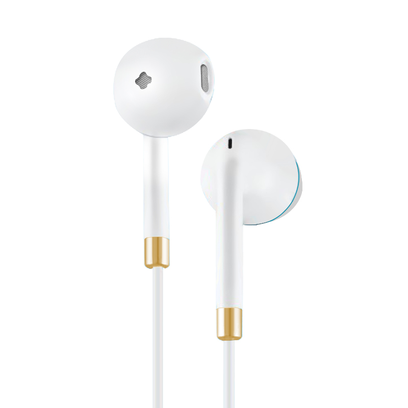2017 Brand Good Quality Sporty In Ear Earphone Bass Stereo Headset Earphones With Control Mic For Mobile Phone Earpods Airpods haibangrui brand genuine in ear earphone with mic