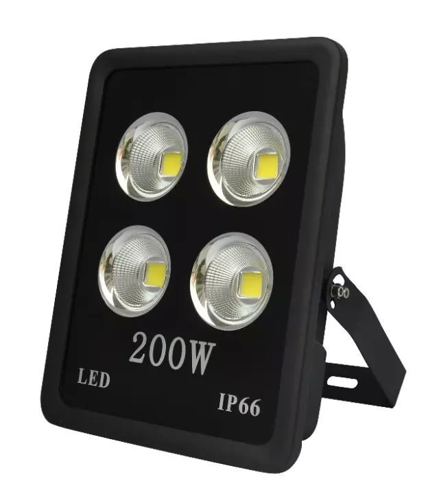2pcs Waterproof Led Flood light 100W 200W 300W 400W 500W Warm/Cool White Outdoor lighting,Led Floodlight AC85 265V Outdoor light