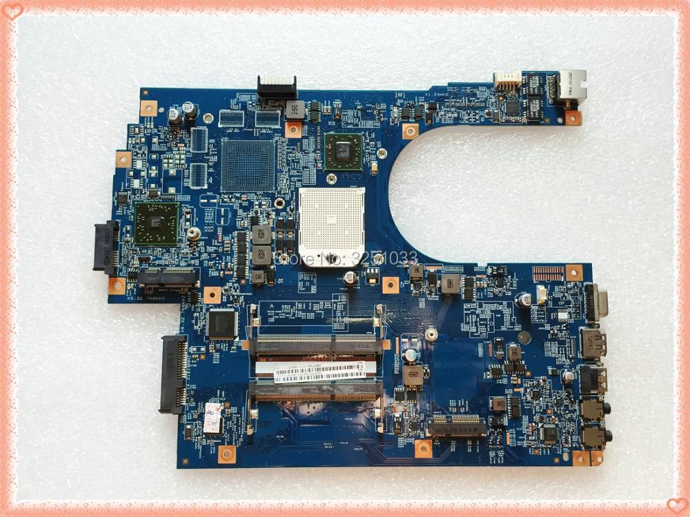 48.4HP01.011 pour Acer Aspire 7551 7551G carte mère d'ordinateur portable JE70-DN MB 09929-1 MBBKM01001 MB. BKM01.001 NV73A DDR3 MB. PT901.001