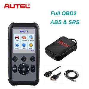 Autel ML629 CAN OBD2 Scanner C