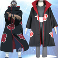High Quality Custom Made Angle are 1 generation Akatsuki Cosplay Costume from Naruto Shippuuden Anime Plus Size (S-6XL)
