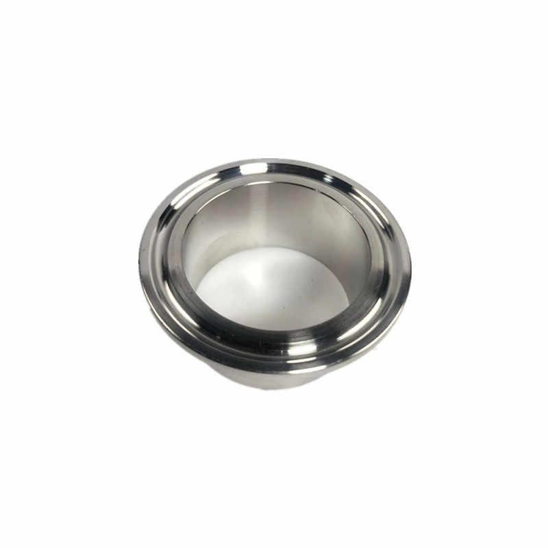צינור סניטרי ולד טבעת הידוק Tri קלאמפ סוג נירוסטה מקורבות SUS 304