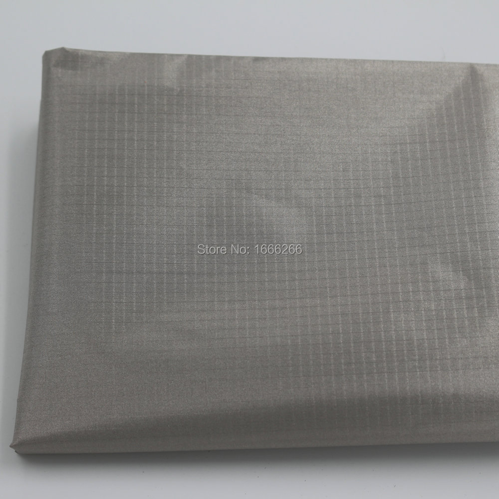 RFID shielding Nickel copper conductive fabric for pocket lining EMF blocking